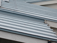 金属屋根塗装