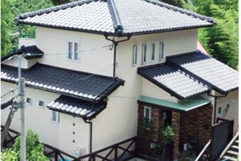 長崎市 Y様邸 全面塗装 土間防水の施工後画像