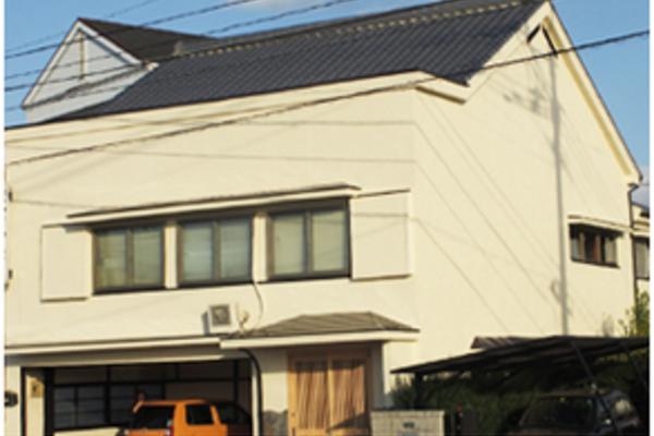 長崎市 Y旅館 全面塗装